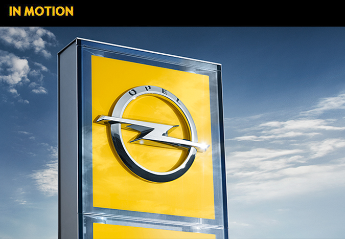 In Motion, Opel Service