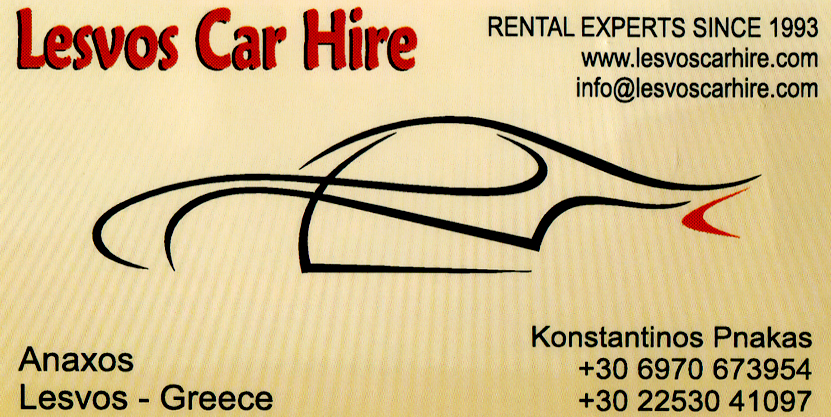 LESVOS CAR HIRE